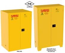 FLAMMABLE CABINETS