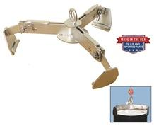 STAINLESS STEEL UNIVERSAL DRUM LIFTER